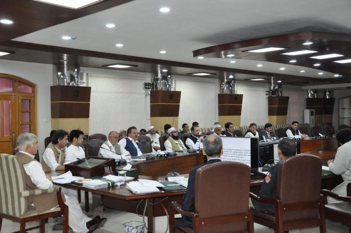 KP cabinet to meet in Mohmand tribal district today