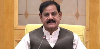 Speaker KP Assembly Mushtaq Ghani tests positive for coronavirus
