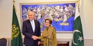 US, Pakistan talks underway on Afghan peace process