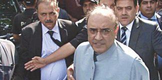 Accountability court issues arrest warrant against Zardari in Toshakhana case