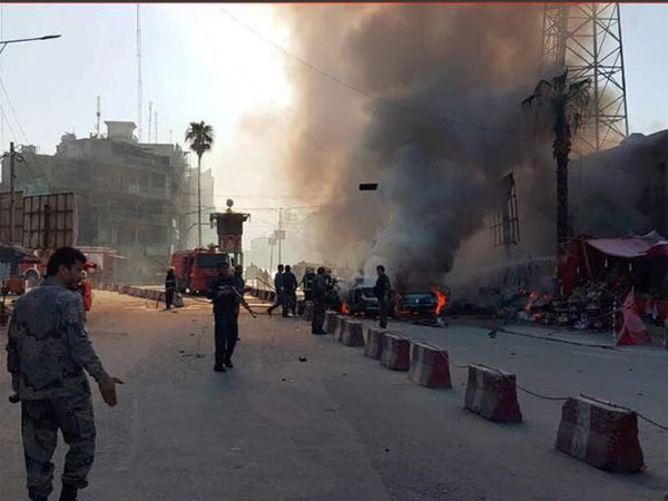 At least four dead as blasts rock Jalalabad city of Afghanistan