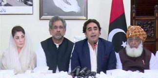 Opposition political parties decide to hold protests, call APC after Eid