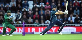 England clean-sweep Pakistan in ODI series by 4-0