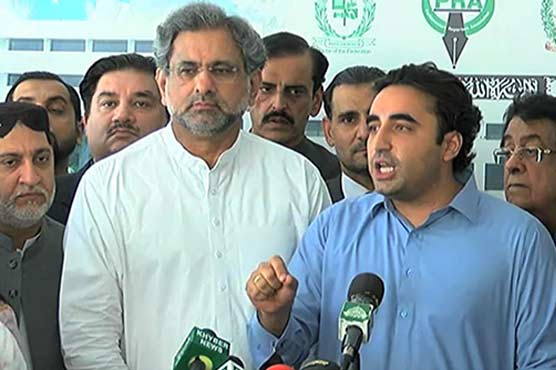 PML-N, PPP demand govt to withdraw references filed against judges