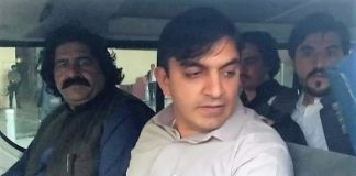 MNA Mohsin Dawar released after brief detention in Islamabad