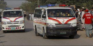 Three killed in Peshawar cricket match firing incident
