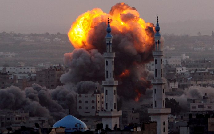 Two more Palestinian bodies found after Israeli strikes: Gaza ministry