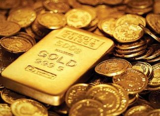 Gold price soars to Rs 105,100 per tola in Pakistan