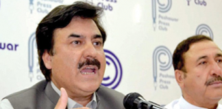 Construction work on BRT Peshawar in final stages: Shaukat Yousafzai