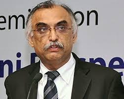 Shabbar Zaidi removed as FBR chairman