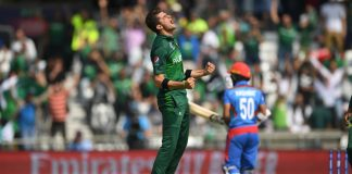Shaheen Afridi becomes youngest bowler to pick four-wicket haul
