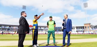 South Africa choose to bowl against Sri Lanka in World Cup clash