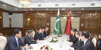 Pakistan, China express resolve to advance CPEC