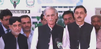 Govt forms committee to address missing persons' issue in Balochistan: Khattak