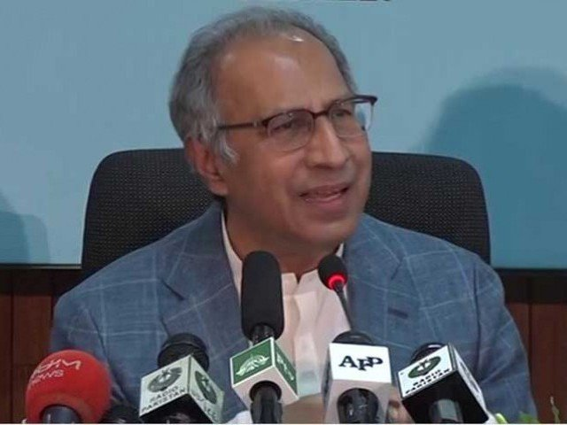 Govt to take guidance from SC on issue of GIDC: Hafeez Sheikh