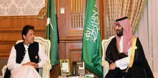 PM Imran, Saudi Crown Prince discuss bilateral political and economic relations