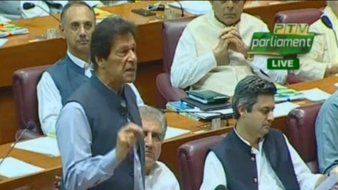 Devaluation of rupee occurred due to current account deficit: PM Imran