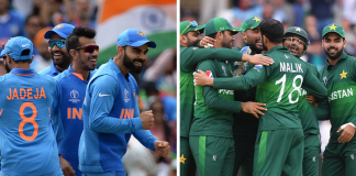 World Cup set for India-Pakistan blockbuster today