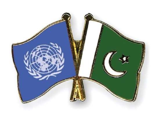UN restores Pakistan's status as family station for its international staff