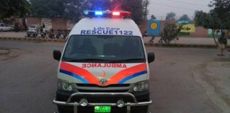 KP Govt decides to open 28 new stations of Rescue-1122