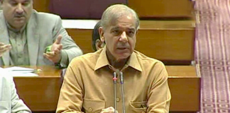Shehbaz Sharif demands joint strategy to fight COVID-19 pandemic