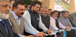 Shehryar Afridi inaugurates Pakistan-funded hospital in Afghanistan