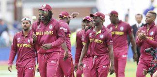Gayle strikes as West Indies see off Afghanistan in World Cup