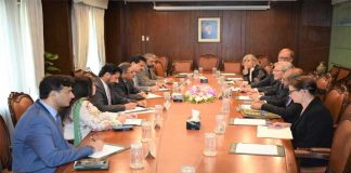Foreign Secretary reaffirms Pakistan's support for peace in Afghanistan
