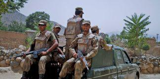 Four FC personnel martyred in terrorist attack in Balochistan