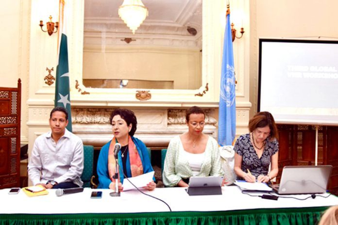 Pakistan committed to achieve globally agreed SDGs: Maleeha Lodhi