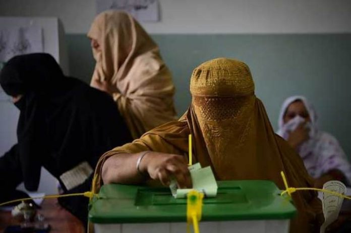 ECP announces unofficial results of KP Assembly election in tribal districts