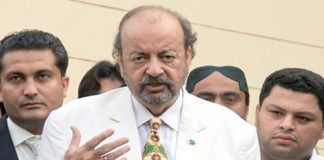 SHC dismisses petition seeking suspension of Agha Siraj's arrest warrants