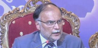 Musharraf treason case ends tradition of violating Constitution: Ahsan Iqbal