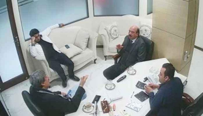 Judge Arshad Malik video: Suspect Tariq Mehmood remanded into FIA custody