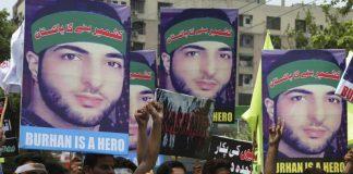 Burhan Wani remembered on third anniversary of martyrdom