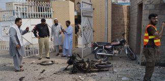 12 including policemen martyred in suicide blast, gun attack in DI Khan