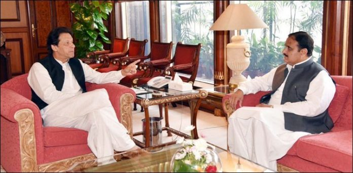 PM Imran, CM Buzdar discuss overall situation in Punjab