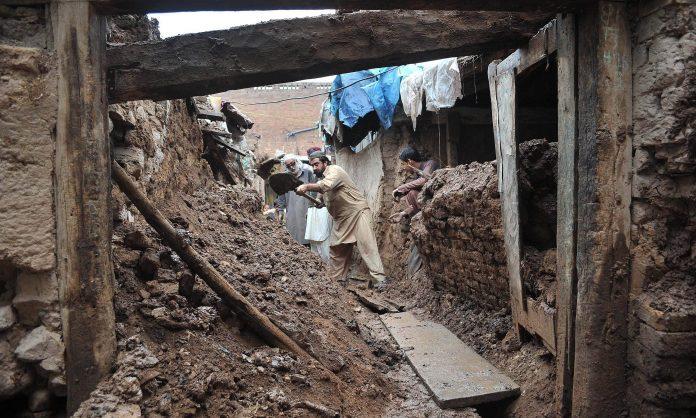 Three injured as rain triggers flooding, damage houses in Upper Dir