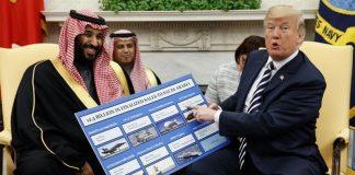 US Congress blocks arms sales to Saudi Arabia, other allies