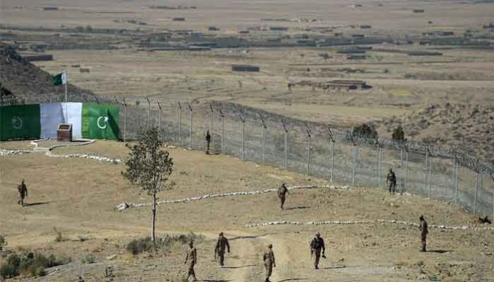 Six soldiers martyred in cross border attack in North Waziristan