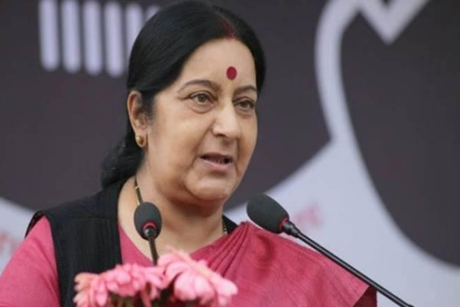 Former Indian Foreign Minister Sushma Swaraj dead