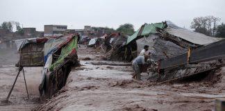 Flash flood kills six people including four women in Karak