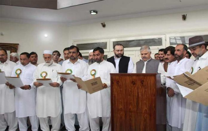 KP Govt will fulfill promises made for welfare of journalists: CM Mahmood