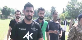Amir Khan leaves for LoC to express solidarity with people of Kashmir