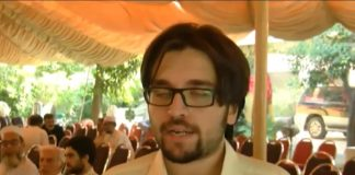 Haroon Bilour's son Daniyal receives assassination threats