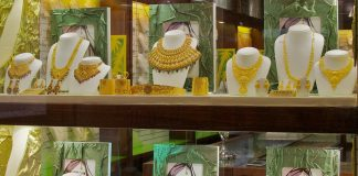 Gold price fell by Rs 350 to Rs 87,800 per tola