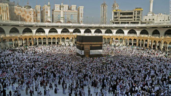 Saudi Arabia considers canceling Hajj due to coronavirus pandemic