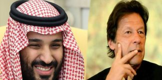PM Imran, Saudi Crown Prince discuss regional situation