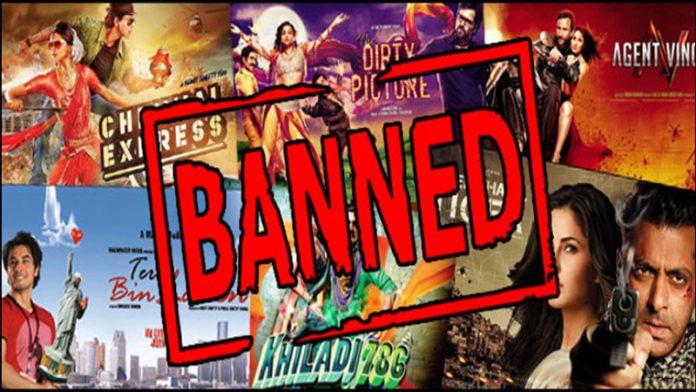 Pakistan bans screening of Bollywood movies in cinemas