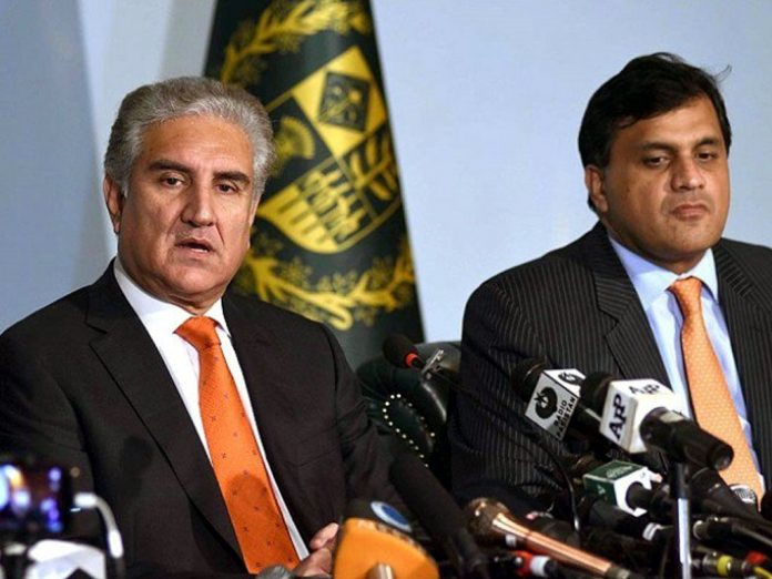Pakistan communicates its concerns to EU about India's move: FM Qureshi